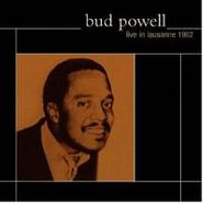 Bud Powell, Live In Lausanne 1962 (CD)