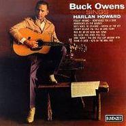 Buck Owens, Sings Harlan Howard (CD)