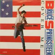 """Bruce Springsteen, Cover Me / Jersey Girl (Live) (7"""")"""