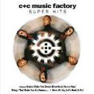 C + C Music Factory, Super Hits (CD)