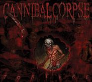 Cannibal Corpse, Torture (CD)