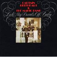 Captain Beefheart & The Magic Band, Lick My Decals Off, Baby (CD)
