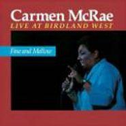 Carmen McRae, Live At Birdland West (CD)