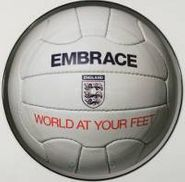 """Embrace, World At Your Feet [Import, Picture Disc] (7"""")"""