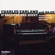 Charles Earland, If Only For One Night (CD)