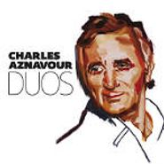 Charles Aznavour, Duos (CD)
