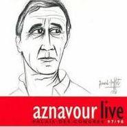 Charles Aznavour, Aznavour Live (CD)
