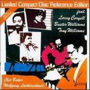 Chet Baker, Baker / Lackerschmid (CD)