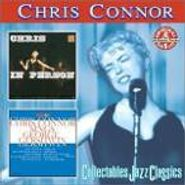 Chris Connor, In Person/Sings George Gershwin (CD)