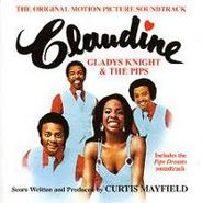 Gladys Knight & The Pips, Claudine [OST] (CD)