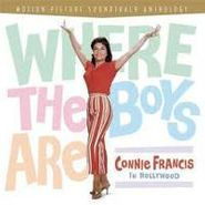 Connie Francis, Where The Boys Are:  Connie Francis In Hollywood (CD)
