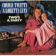 Conway Twitty, Two's a Party (CD)