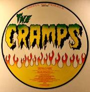 The Cramps, Smell Of Female [Picture Disc, Import] (LP)