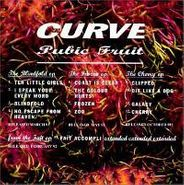 Curve, Pubic Fruit (CD)