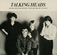 """Talking Heads, Uh-Oh, Love Comes To Town / I Wish You Wouldn't Say That (7"""")"""