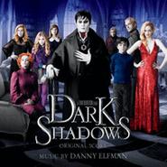 Danny Elfman, Dark Shadows [Score] (CD)