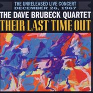 The Dave Brubeck Quartet, Their Last Time Out (CD)