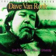 Dave Van Ronk, Live At Sir George Williams University (CD)