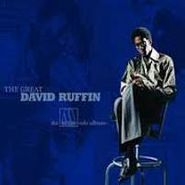 David Ruffin, The Great David Ruffin: The Motown Solo Albums 1[Limited Edition] (CD)