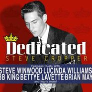 Steve Cropper, Dedicated: A Salute To The 5 Royales (CD)