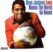 Deon Jackson, Love Makes The World Go Round (CD)
