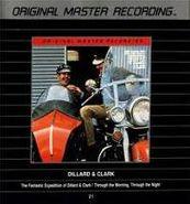 Dillard & Clark, The Fantastic Expedition Of Dillard & Clark/Through The Mornin, Through The Night [Original Master Recording] (CD)