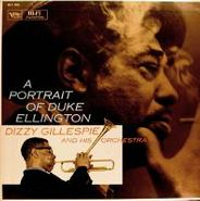 Dizzy Gillespie & His Orchestra, A Portrait Of Duke Ellington (LP)