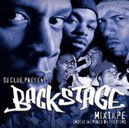 DJ Clue, Backstage: Mixtape (CD)