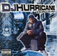 DJ Hurricane, Don't Sleep (CD)