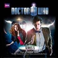 Murray Gold, Doctor Who: Series 5 [OST] (CD)