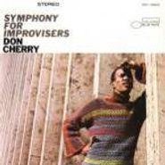 Don Cherry, Symphony For Improvisers [Original Issue] (CD)