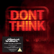The Chemical Brothers, Don't Think (CD/DVD)