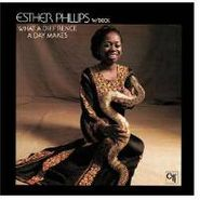 Esther Phillips, What a Diff'rence a Day Makes (CD)