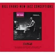 Bill Evans Trio, New Jazz Conceptions [Remastered] (CD)