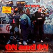 The Fat Boys, On And On (LP)