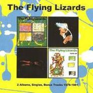The Flying Lizards, The Flying Lizards / Fourth Wall Plus (CD)