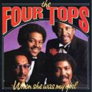 The Four Tops, When She Was My Girl (CD)