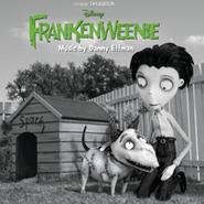 Danny Elfman, Frankenweenie [Score] (CD)