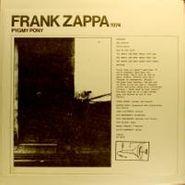Frank Zappa, Pygmy Pony (LP)