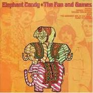 The Fun and Games, Elephant Candy (CD)
