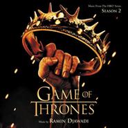Ramin Djawadi, Game Of Thrones: Season Two [OST] (CD)