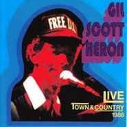 Gil Scott-Heron, Live At The Town & Country 1988 (CD)