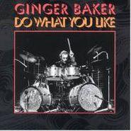 Ginger Baker, Do What You Like(CD)