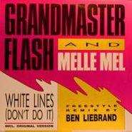 """Grandmaster Flash & Melle Mel, White Lines (Don't Do It) [Import] (12"""")"""