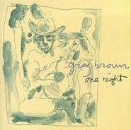 Greg Brown, One Night (CD)