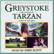 Johnny Scott, Greystoke: The Legend Of Tarzan, Lord Of The Apes [Score] (CD)