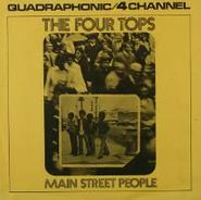 "The Four Tops, Main Street People EP [Quadraphonic] (7"")"