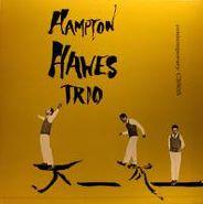 The Hampton Hawes Trio, Hampton Hawes Trio, Vol. 1 (LP)