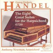 George Frideric Handel, Georg Frideric Handel: The Eight Great Suites for the Harpsichord (CD)
