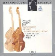 Johann Joseph Fux, Fux: Concentus Musico Instrumentalis 1701 [Import] (CD)